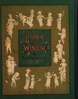 窓の下で ケイト・グリーナウェイ Under The Window オズボーン・コレクション