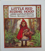 Little Red Riding Hood  あかずきんちゃん   Trina Schart Hyman