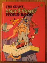 The Giant Walt Disney WORD BOOK ディズニー ワードブック