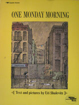 ONE MONDAY MORNING   Shulevitz  シュルヴィッツ