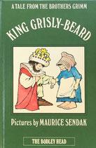 King Grisly-Beard つぐみのひげの王さま モーリス・センダックU.K.版