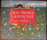 MON PREMIER LAROUSSE  en couleurs ラルース フランス絵辞典