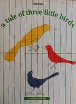 a tale of three little birds ブルーノ・ムナーリ 3わのことりのはなし