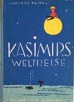 Kasimires Weltreise  カシミールの世界旅行 Marlene Reidel マルレーン・リーデル