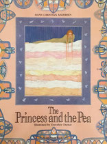 The Princess and the Pea H. C. Andersen えんどう豆の上にねむったお姫さま ドロテー・ドゥンツェ