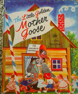 The Little Golden Mother Goose    75 Favorite Rhymes