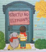 Strictly  No Elephants   ぞう おことわり。