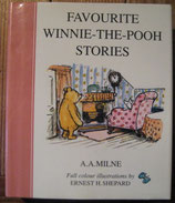Favourite Winnie the Pooh Stories  A.A.MILNE