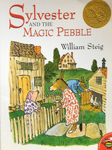 Sylvester and the Magic Pebble  ロバのシルベスターとまほうのこいし ウィリアム・スタイグ P.B版
