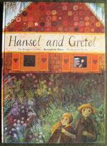 Hansel and Gretel   Bernadette Watts「ヘンゼルとグレーテル」英語版 バーナデット・ワッツ