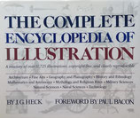 THE COMPLETE ENCYCLOPEDIA OF ILLUSTRATION  J.G.HECK