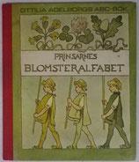 Prinsarnes blomsteralfabet   Ottilia Adelborgs ABC-bok アーデルボリのABC-BOOK 花のアルファベット