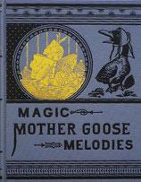 絵がわり・マザーグースのメロディ  復刻マザーグースの世界 オーピー・コレクション