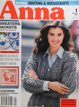 Anna bruda Knitting& Needlecrafts 0194