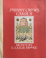 Johnny Crow's Garden A Picture Book L.Leslie Brooke レスリー・ブルック