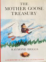 The Mother Goose Treasury Raymond Briggs ブリッグスのマザー・グース