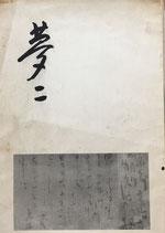 竹久夢二と彦乃ーその秘められた愛の日記ー