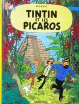 Tintin Et Les Picaros    タンタンの冒険 タンタンとピカロたち エルジェ