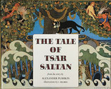 The Tale of Tsar Saltan サルタン王ものがたり アレクサンドル・プーシキン イヴァン・ビリービン