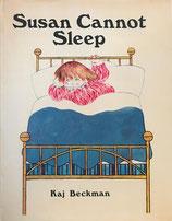 Suzan Cannnot Sleep Kaj Beckman あたし、ねむれないの カイ・ベックマン