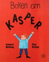 boken om KASPER  ヘルシング&ストリエル the book about KASPER