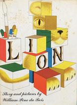 LION William Pène du Bois ウィリアム・ペン・デュボア