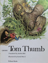 Tom Thumb GRIMM Svend Otto 「おやゆびトム」 英語版 スヴェン・オットー