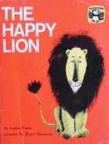 The Happy Lion  ごきげんなライオン   Roger Duvoisin  ロジャー・デュボアザン