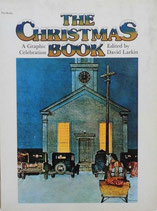 The Christmas Book A Graphic Celebration デイヴィッド・ラーキン Pan Books