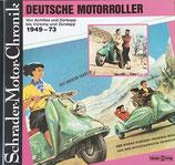 Deutsche Motorroller 1949-73 Schrader Motor-Chronik Bd51