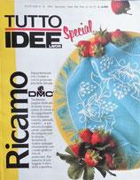 Tutto Idee Lavori special Ricamo  No.10   刺しゅうの図案集