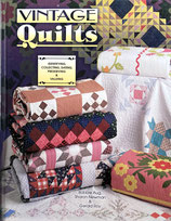 Vintage Quilts Identifying, Collecting, Dating, Preserving & Valuing