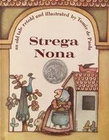 Strega Nona Tomie de Paola まほうつかのノナばあさん トミー・デ・パオラ