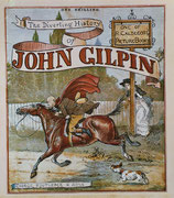ジョン・ギルピンの愉快なお話 森の中の子どもたち ランドルフ・カルデコット オズボーン・コレクション