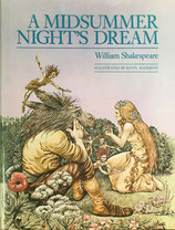 Midsummer Night's Dream 真夏の夜の夢 シェイクスピア ケヴィン・マディソン