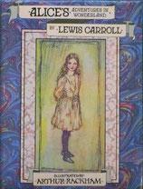 Alice's Adventures in Wonderland  不思議の国のアリス アーサー・ラッカム