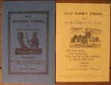 マザーグースおばさんまたは金のたまご/トロットおばあさんとゆかいなネコ  復刻マザーグースの世界 オーピー・コレクション
