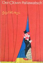 Der Clown Pallawatsch ピエロのパラワッチ Bernhard Nast ベルンハルト・ナスト