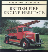 BRITISH FIRE ENGINE HERITAGE ROGER OENNINGTON OSPREY UTILITY VEHICLES