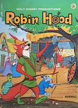 Walt Disney Productions' Robin Hood ロビン・フッド