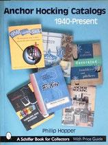 Anchor Hocking Catalogs  1940-present  アンカー・ホッキング カタログ