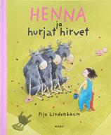 Henna ja hurjat hirvet ピア・リンデンバウム  ヘンナちゃんと野生のエルク