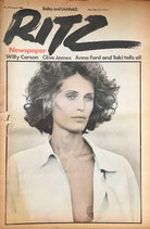 Bailey and Litchfield's RITZ Newspaper No.44 august 1980