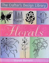 Florals  Crafter's Design Library  花の図案集 Sharon Bennett