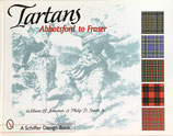 Tartans 3冊セット Abbotsford to Fraser, Frederickton to MacNeil, MacNichol to Yukon Schiffer Design Books