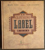 Le clothing label book RUVEN FEDER / J-M GRASMAN