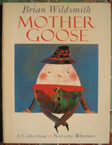 MOTHER GOOSE    Brian Wildsmith<sold out>