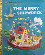The Merry Shipwreck alittle golden book