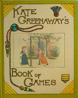 Kate Greenaway's Book of Games  ケイト・グリーナウェイのゲームの本