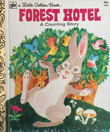 Forest Hotel a counting story   a Little Golden Book